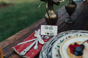 18 Woodstock Wedding Inspiration Gabrielle Von Heyking Photographie Via MountainsideBride.com