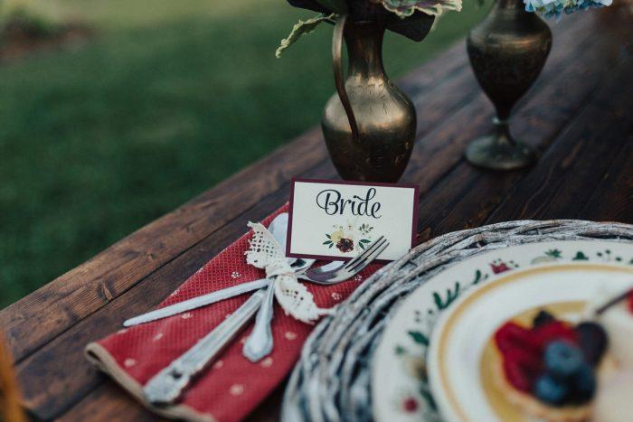 18 Woodstock Wedding Inspiration Gabrielle Von Heyking Photographie Via MountainsideBride.com
