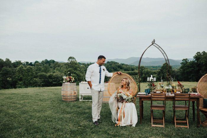2 Woodstock Wedding Inspiration Gabrielle Von Heyking Photographie Via MountainsideBride.com