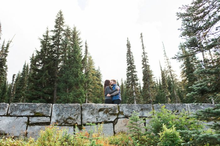 3 Mount Rainier Engagement Breanna Elizabeth Photography Via MountainsideBride.com