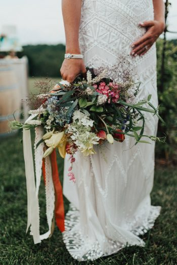 3 Woodstock Wedding Inspiration Gabrielle Von Heyking Photographie Via MountainsideBride.com