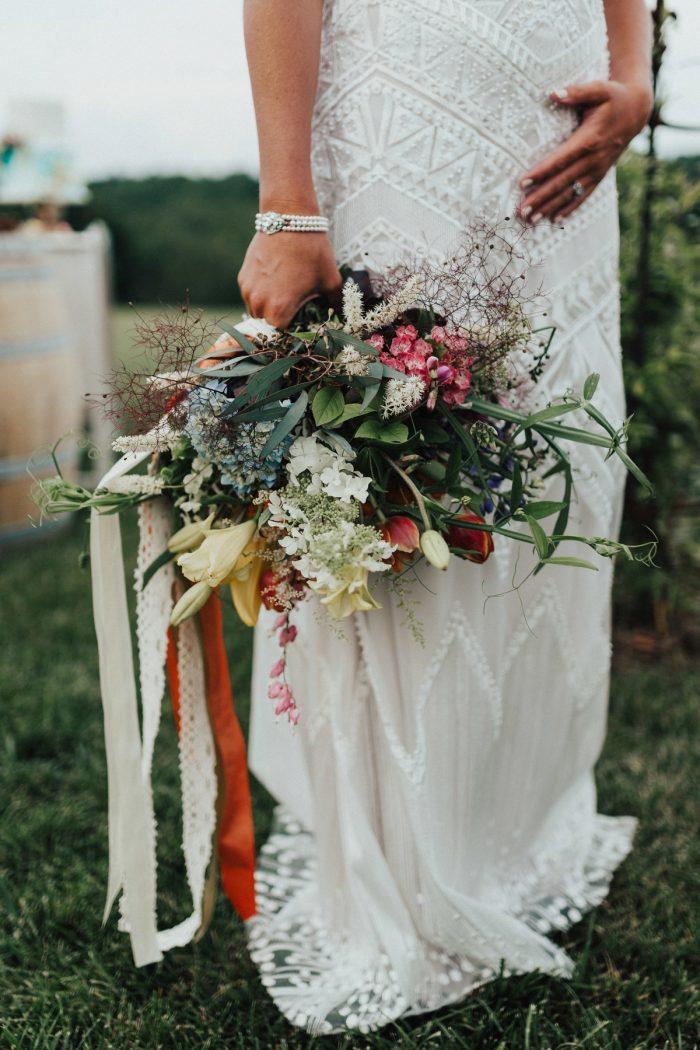 3 Woodstock Wedding Inspiration Gabrielle Von Heyking Photographie Via MountainsideBride.com