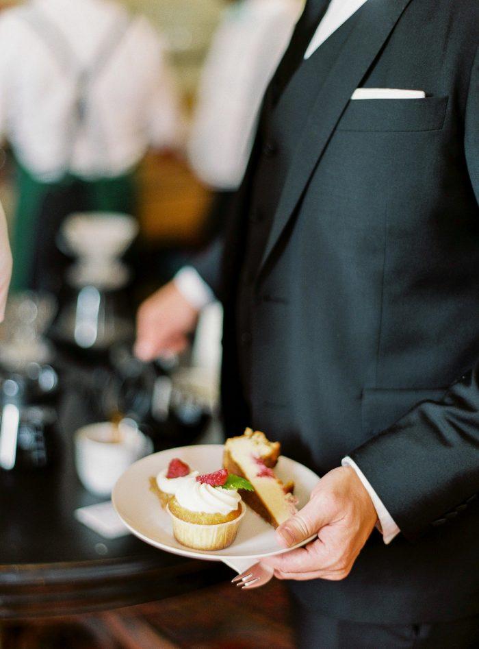 32 Coffee And Cake Colorful Austrian Wedding Theresa Pewal Via MountainsideBride.com