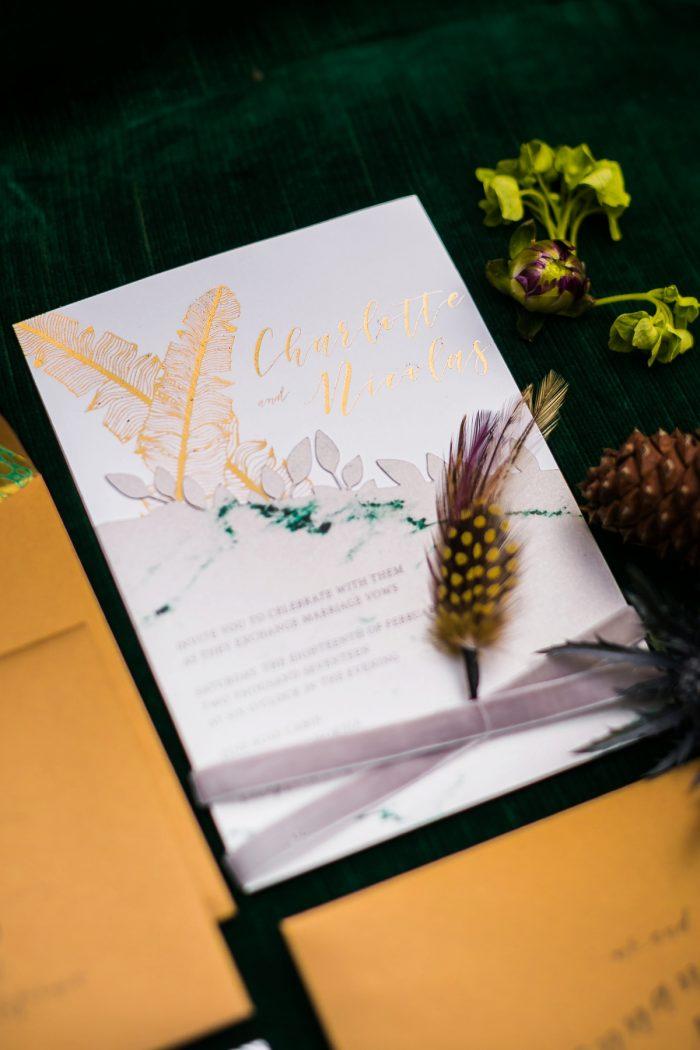 4 Big Bear Winter Wedding Inpiration Sarah Mack Photo Via MountainsideBride.com