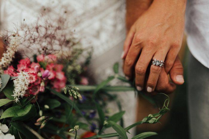 4 Woodstock Wedding Inspiration Gabrielle Von Heyking Photographie Via MountainsideBride.com