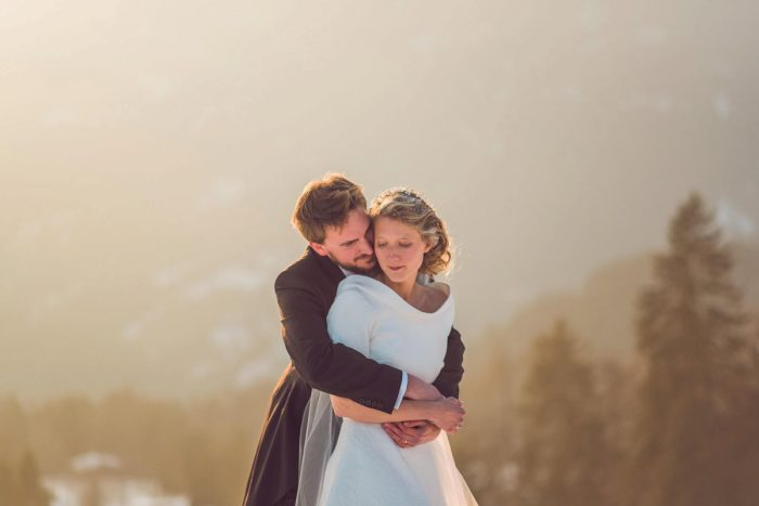40 Switzerland Winter Wedding Nordica Photography Via MountainsideBride.com 090