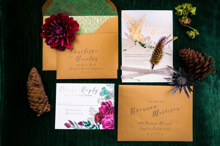 5 Big Bear Winter Wedding Inpiration Sarah Mack Photo Via MountainsideBride.com
