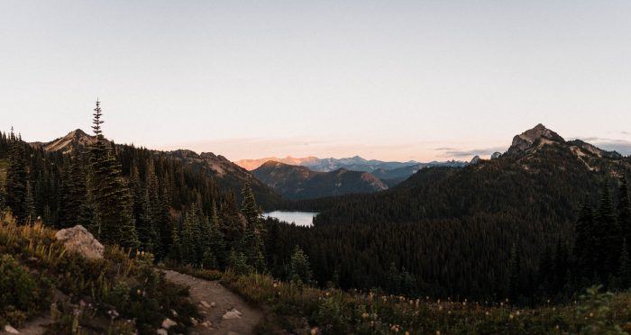 12 Mount Rainier Engagement Washington National Park The Foxes Photography Via MountainsideBride.com