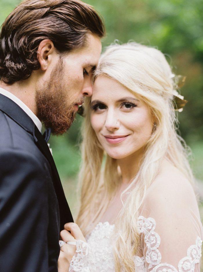 17 Roan Mountain Wedding JoPhotos Via Mountainsidebride.com