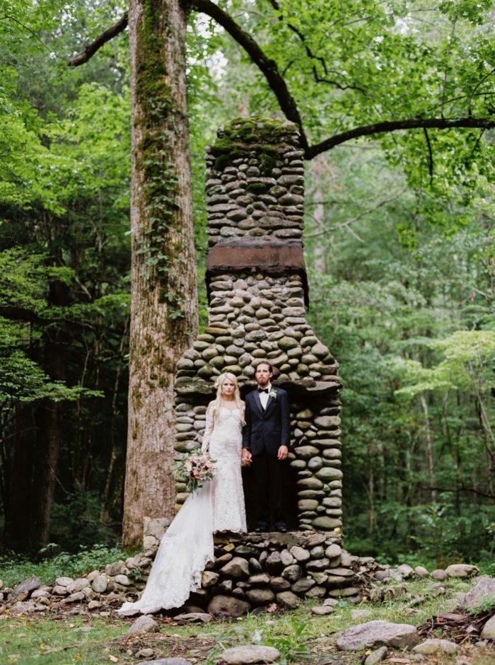 18 Roan Mountain Wedding JoPhotos Via Mountainsidebride.com