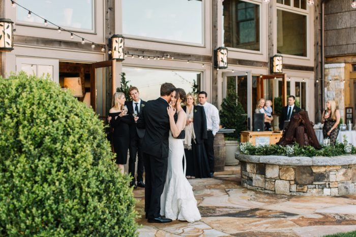 22 Highlands NC Estate Wedding Miranda Grey Weddings Via MountainsideBride.com