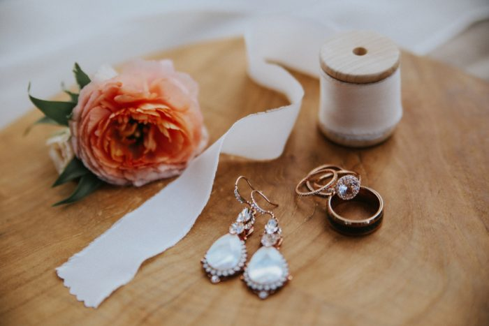 5 PNW Summer Styled Shoot Red Poppy Photo Via MountainsideBride.com