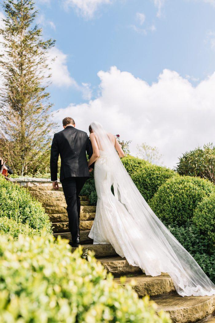 6 Highlands NC Estate Wedding Miranda Grey Weddings Via MountainsideBride.com