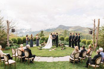 8 Highlands NC Estate Wedding Miranda Grey Weddings Via MountainsideBride.com