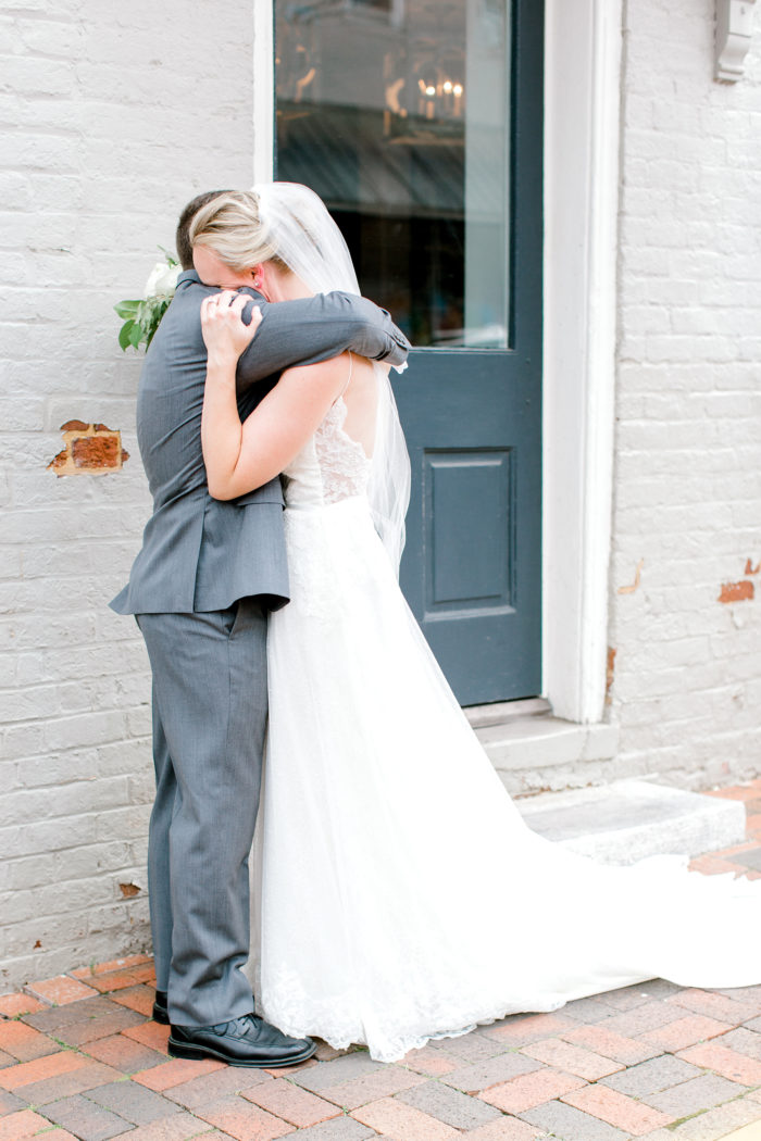 A Romantic Summer Wedding In The Blue Ridge Mountains Kathryn Ivy Photography07