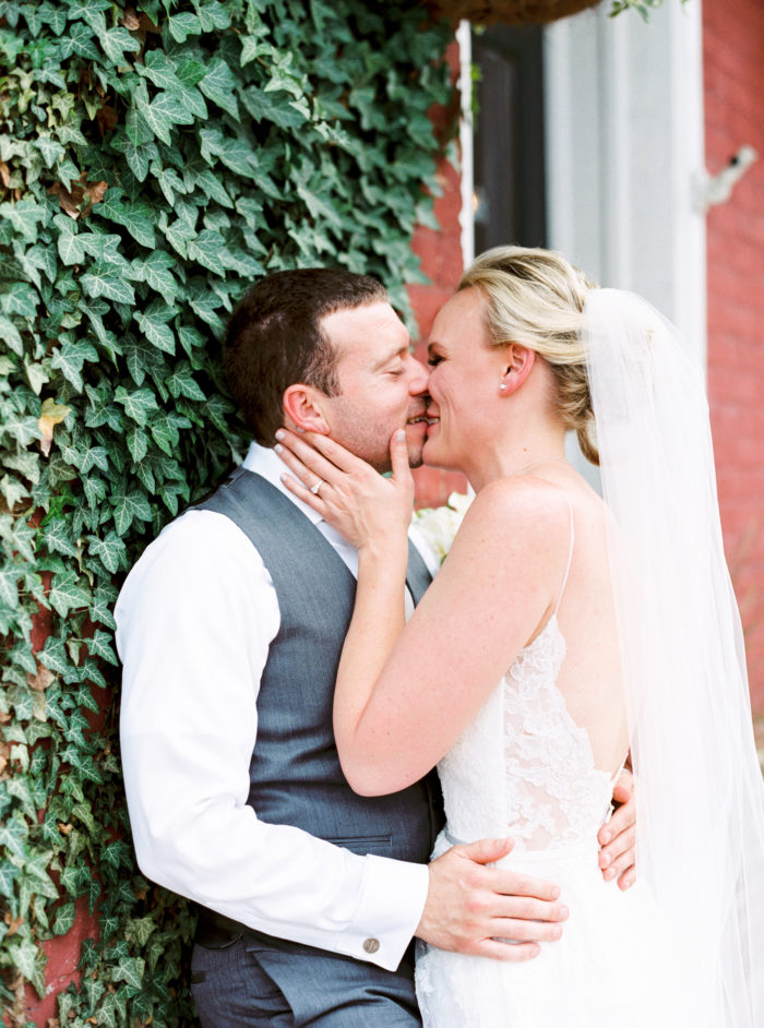 A Romantic Summer Wedding In The Blue Ridge Mountains Kathryn Ivy Photography12