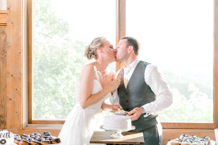 A Romantic Summer Wedding In The Blue Ridge Mountains Kathryn Ivy Photography42