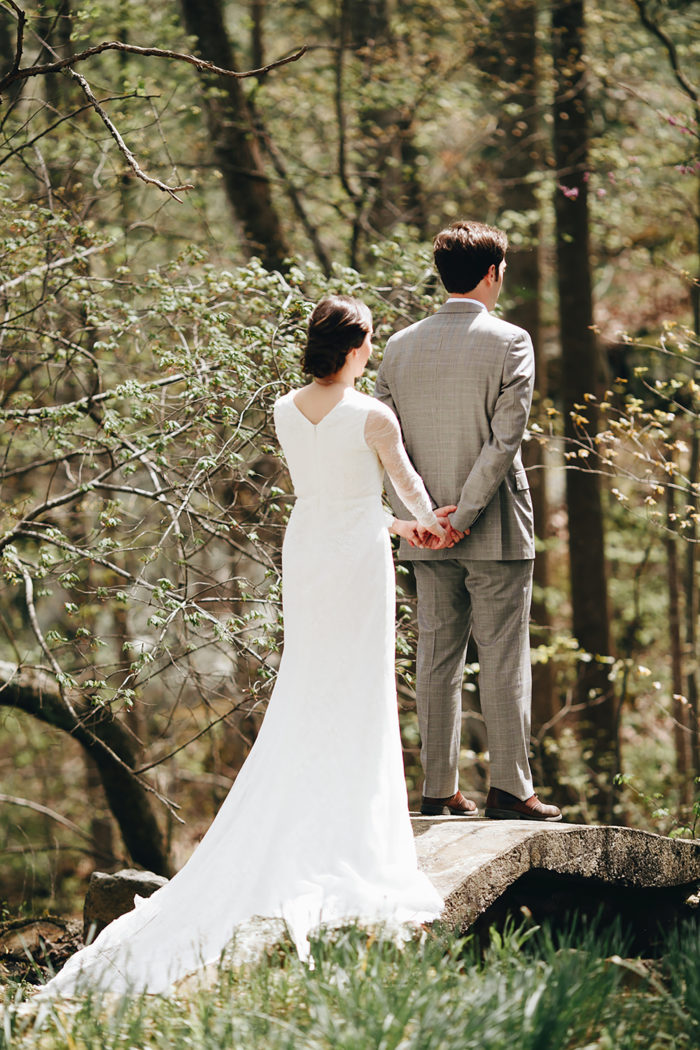 A Springtime Mountaintop Wedding In Tennessee Photography Anthology03