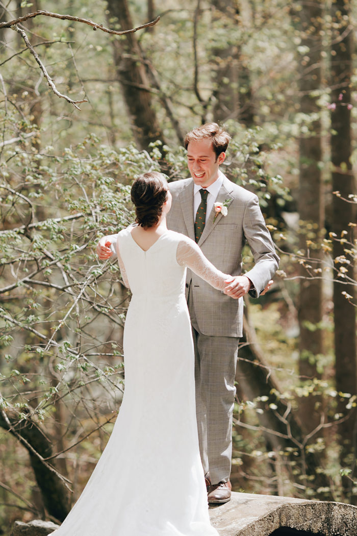 A Springtime Mountaintop Wedding In Tennessee Photography Anthology04