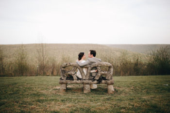 A Springtime Mountaintop Wedding In Tennessee Photography Anthology10
