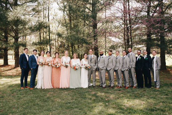 A Springtime Mountaintop Wedding In Tennessee Photography Anthology15