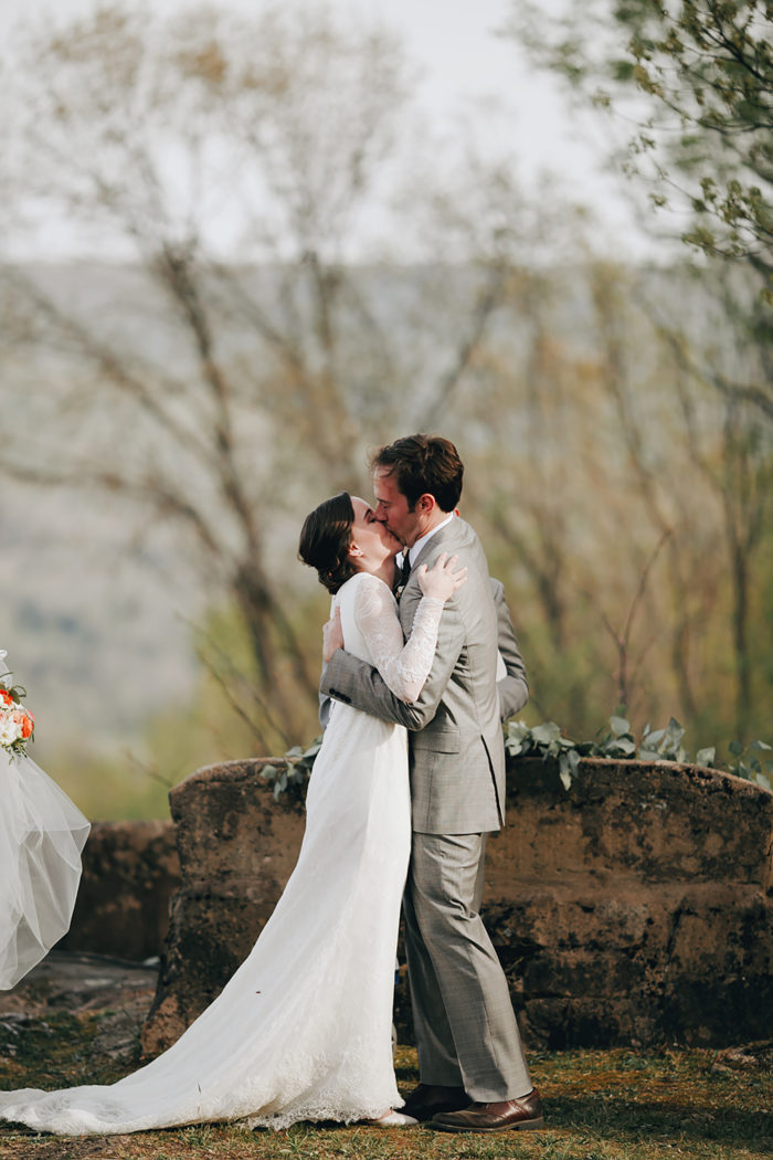A Springtime Mountaintop Wedding In Tennessee Photography Anthology22