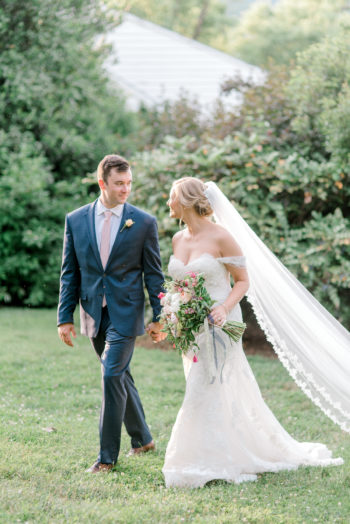 A Sweet Summertime Wedding In The Blue Ridge Mountains Kathryn Ivy Photography02