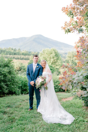 A Sweet Summertime Wedding In The Blue Ridge Mountains Kathryn Ivy Photography03