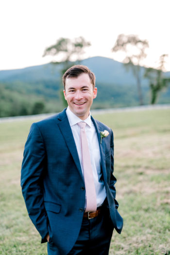 A Sweet Summertime Wedding In The Blue Ridge Mountains Kathryn Ivy Photography06