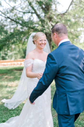 A Sweet Summertime Wedding In The Blue Ridge Mountains Kathryn Ivy Photography09