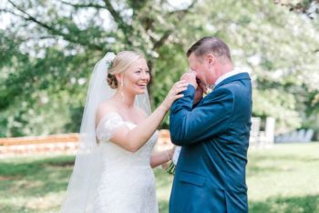 A Sweet Summertime Wedding In The Blue Ridge Mountains Kathryn Ivy Photography10