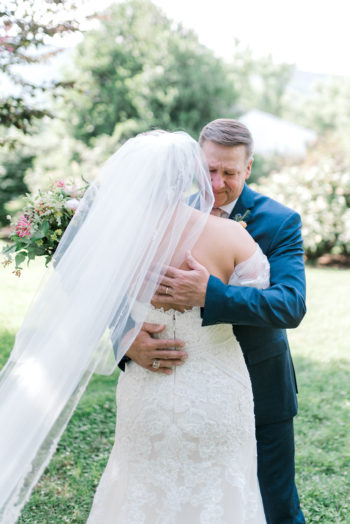 A Sweet Summertime Wedding In The Blue Ridge Mountains Kathryn Ivy Photography11
