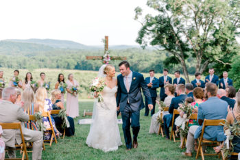 A Sweet Summertime Wedding In The Blue Ridge Mountains Kathryn Ivy Photography16