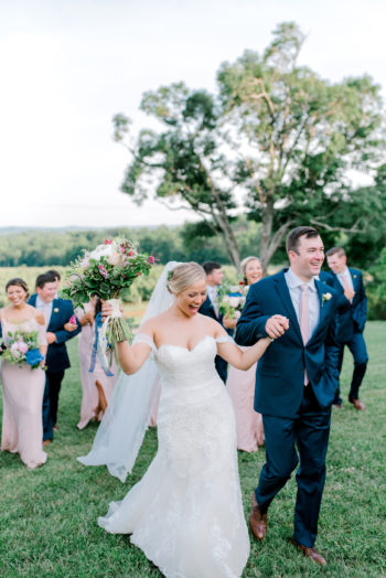 A Sweet Summertime Wedding In The Blue Ridge Mountains Kathryn Ivy Photography27