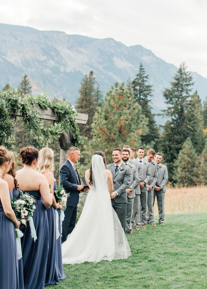 A Warm Homestead Wedding In Washington Something Minted Photography31
