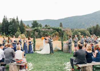 A Warm Homestead Wedding In Washington Something Minted Photography33