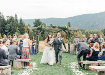 A Warm Homestead Wedding In Washington Something Minted Photography34