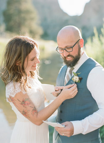 An Intimate Vow Renewal At Smith Rock The Ganeys19