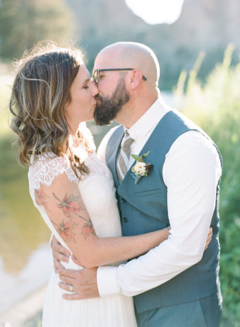 An Intimate Vow Renewal At Smith Rock The Ganeys21