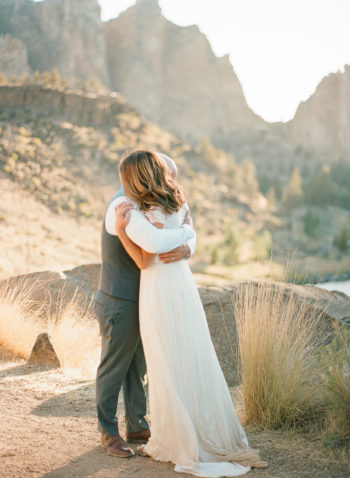 An Intimate Vow Renewal At Smith Rock The Ganeys27