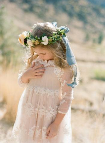 BHLDN Flower Girl Dresses