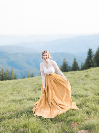 Bridal Separates Ideas