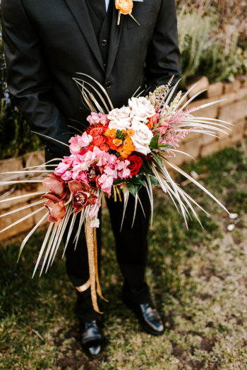 Sacred Mountain Julian Styled Intimate Wedding Shoot
