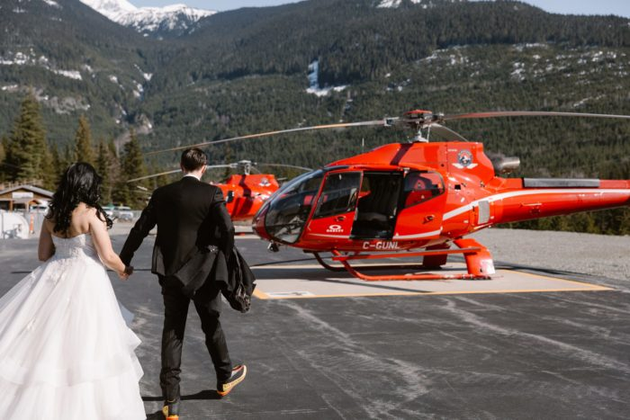 Mountaintop Elopement In Whistler Karizma Photography04