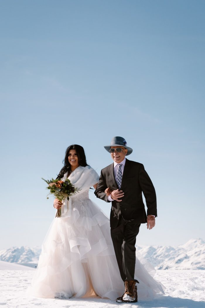 Mountaintop Elopement In Whistler Karizma Photography07