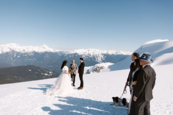 Mountaintop Elopement In Whistler Karizma Photography09