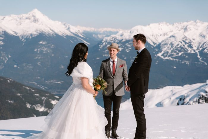 Mountaintop Elopement In Whistler Karizma Photography10