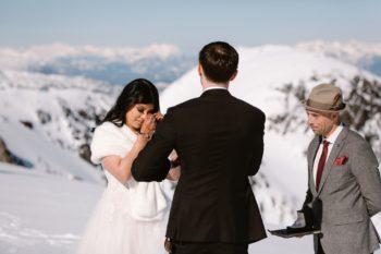 Mountaintop Elopement In Whistler Karizma Photography12