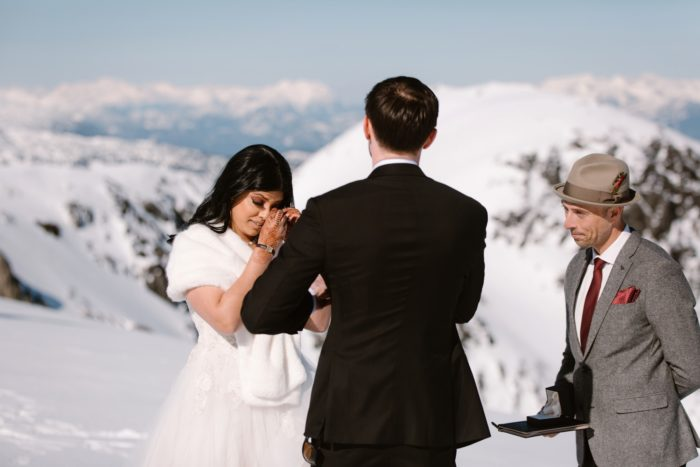 Mountaintop Elopement In Whistler Karizma Photography12