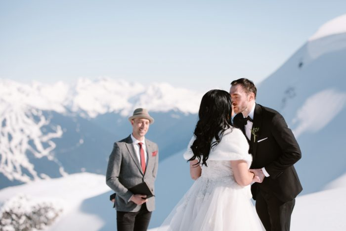 Mountaintop Elopement In Whistler Karizma Photography14